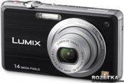 Фотоаппарат Panasonic Lumix FS-11, 14 Мп, состояние идеальное.
