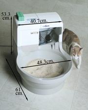 Автоматический туалет для котов
