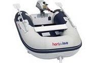 Акция лодки HONDA