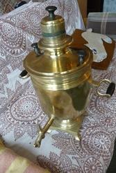 Продам антикварный баташевский самовар конца ХІХ века!